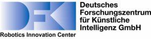 Logo Deutsches Forschungszentrum fuer Kuenstliche Intelligenz GmbH (DFKI), Robotics Innovation Center