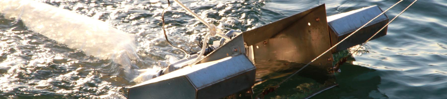 Netzwerk für Plastik-Monitoring in Gewässern