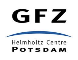 Logo GFZ German Research Centre for Geosciences