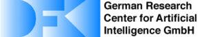 Logo Deutsches Forschungszentrum für Künstliche Intelligenz GmbH